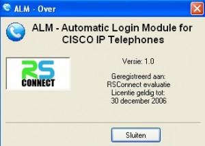 ALM 1.0 screenshot